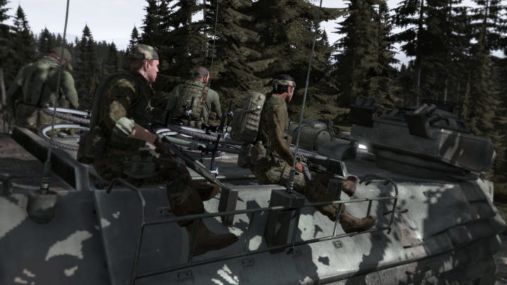 ArmA 2 - военный симулятор c прохождением и обзором