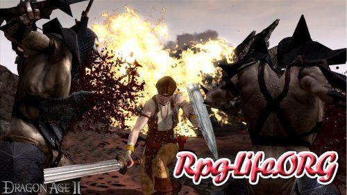 10 марта состоится русский релиз Dragon Age 2