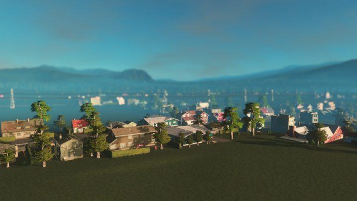 """Cities: Skylines """"Из глухой деревни в развивающийся город»"""