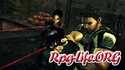 Анонс Resident Evil 5 13-го марта
