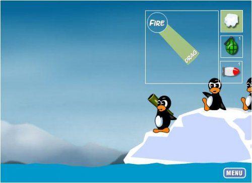 Битва Пингвинов