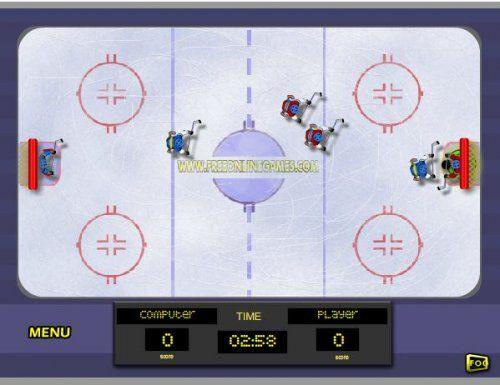 Хоккей на Двоих