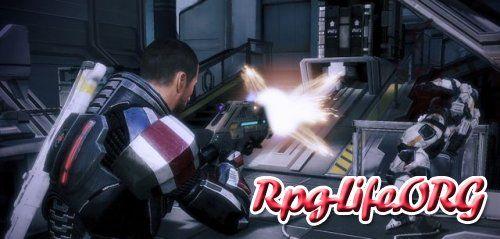 Играем в Mass Effect 3
