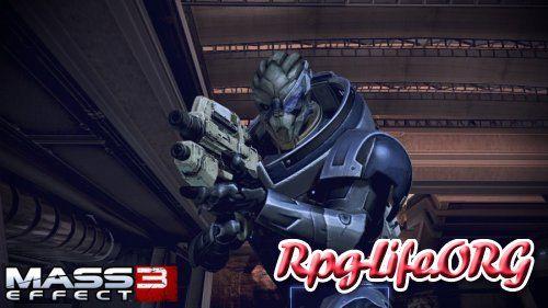 Mass Effect 3 – на прилавках 7-го марта