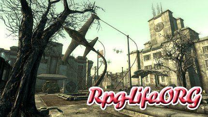 Очередное загружаемое дополнение для Fallout 3 – «Broken Steel»