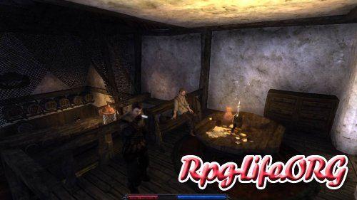 Risen: описание игры и геймплея.
