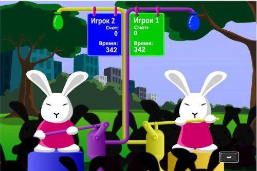 Сумасшедшие Кролики