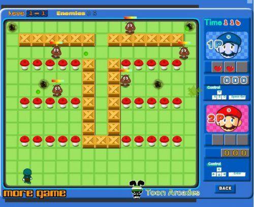 Супер Марио Битва