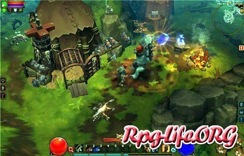 Torchlight 2 как альтернатива Diablo 3