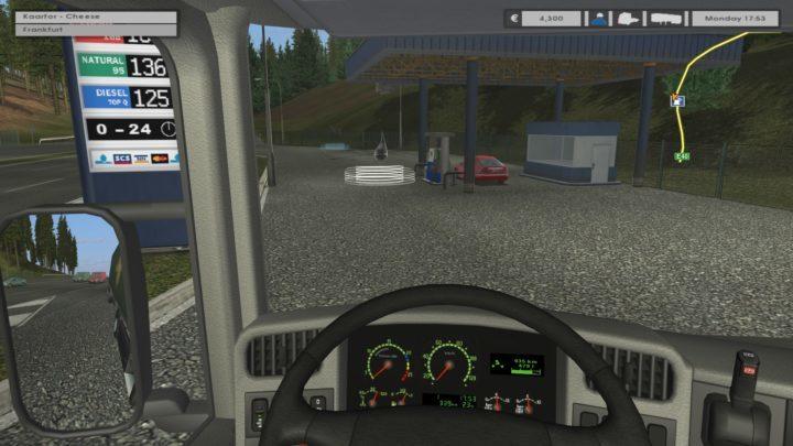 Euro Truck simulator – модифицирование настроечных файлов,редактирование конфигурации и доступ к консоли разработчика