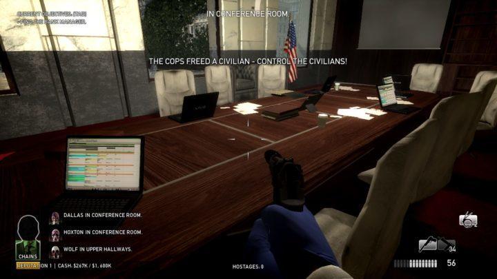 Payday The Heist – обзор, прохождение и трейнер к игре