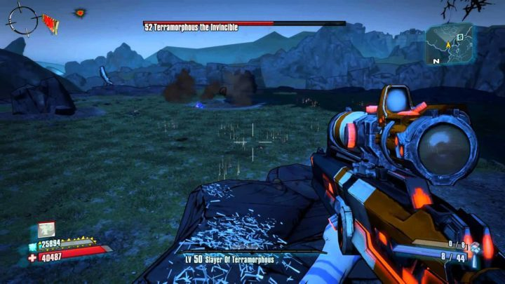 Borderlands 2 - полное описание плюс трейнер к игре