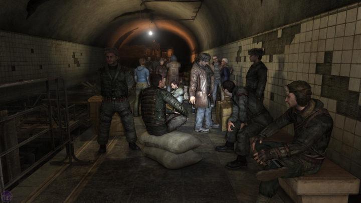 Metro 2033 - шутер от первого лица с элементами выживания и антидотом