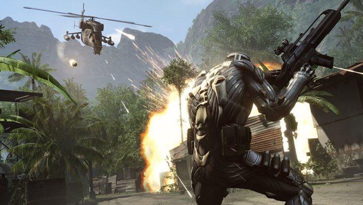 Crysis - первая часть трилогии военного боевого симулятора с прохождением и описанием