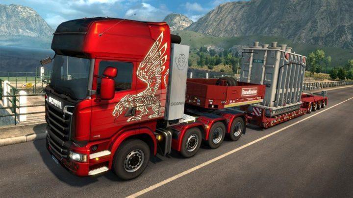 Euro Truck Simulator 2 - канонический симулятор дальнобойщика и модификации