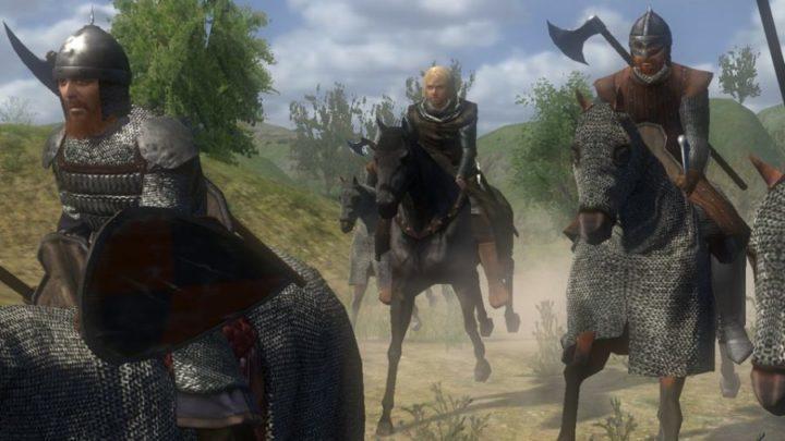 Mount & Blade Warband - реконструкция событий средневековья с элементами ролевой игры