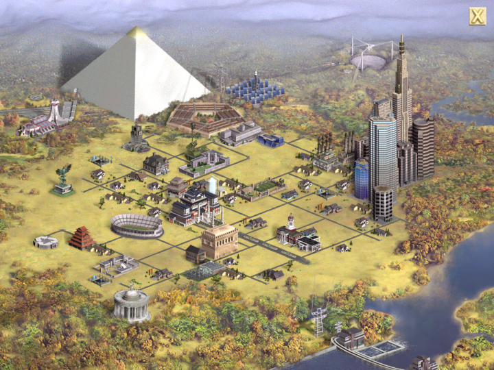Civilization III - обзор лучшей пошаговой стратегии на момент выхода и коды