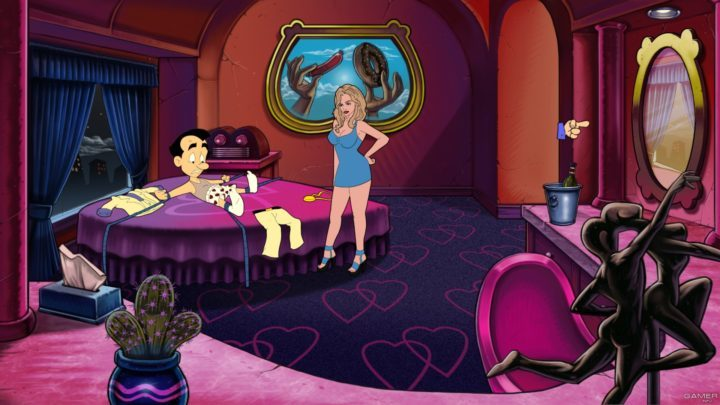 Leisure Suit Larry in the Land of the Lounge Lizards - видеогайд