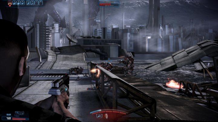 Mass Effect 3 - краткий обзор изменений и коды к игре