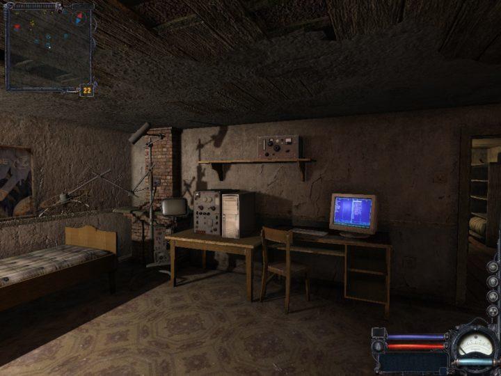 S.T.A.L.K.E.R.: Чистое небо - изучаем аномалии и коды игры