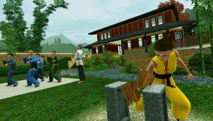 Sims 3 Мир приключений - обзор дополнения и видеогайд