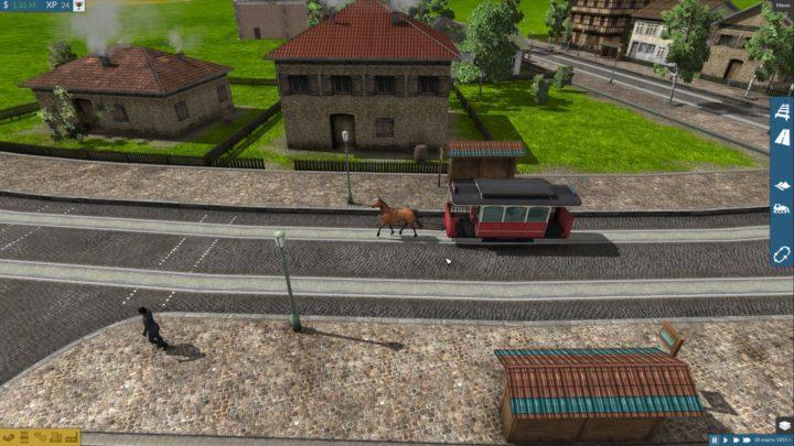 Train Fever - эволюция общественного транспорта и трейнер