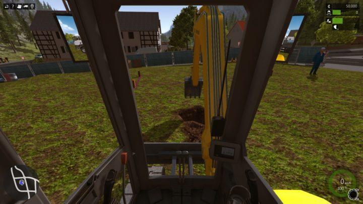Construction simulator 2015 - карьера строителя с трейнером