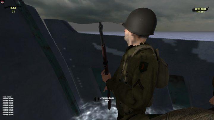 Easy Red - высадка союзников в Нормандии и открытие 2-го фронта