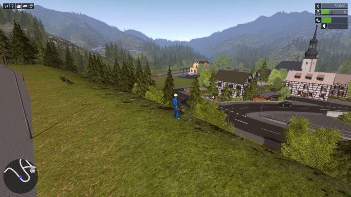 Технические недоработки Construction simulator 2015 и их использование