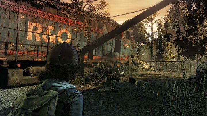 Walking Dead: The final Season - прохождение и трейнер на раздумье