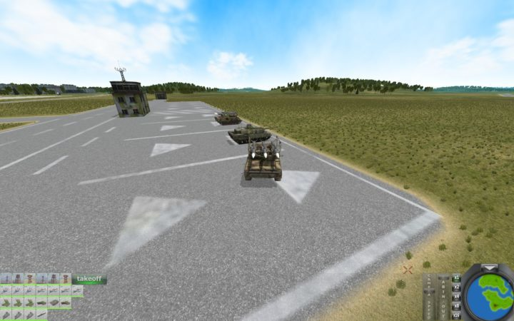 Tactics: Bludgeons тренажёр тактического командования с симулятором