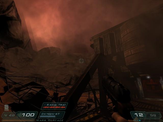 Doom 3 c инструкциями для морских котиков