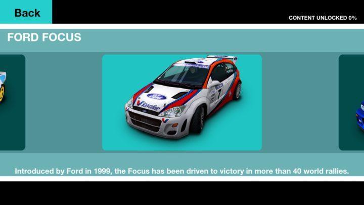 Colin McRae Rally - симулятор гонщика ралли с тюнингом