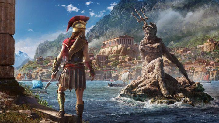 Assassin's Creed Odyssey вываливается на камнях без AVX