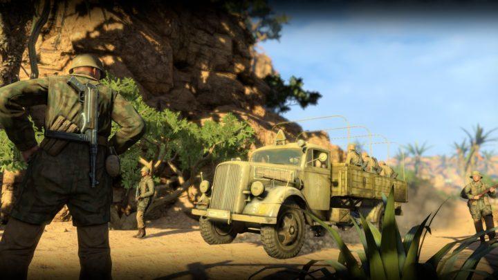 """Sniper Elite III - обзор и видеогайд с """"экстренным хирургичесим вмешательством"""""""
