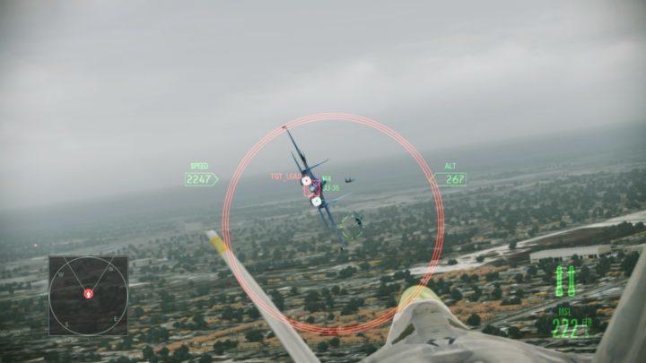 Ace Combat Assault Horizon - аркадный боевой симулятор в воздухе