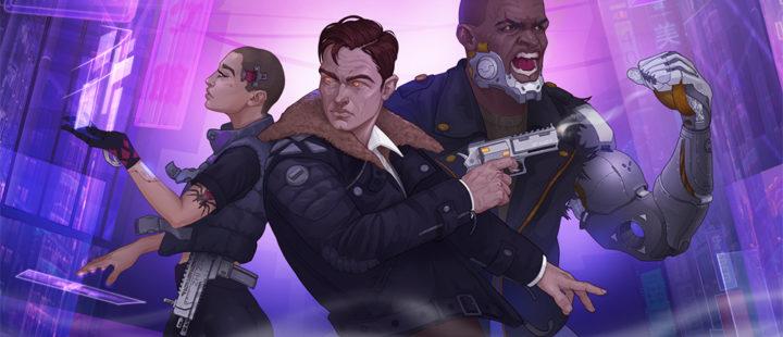 """В Steam выйдет ролевая панк игра сочетающая механики стелса и """"Hotline Miami"""""""