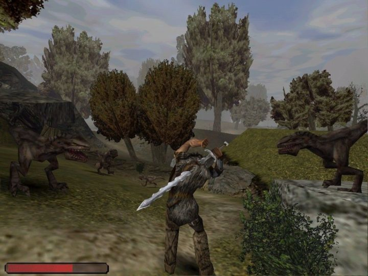 Смотрим концерт In Extremo в Gothic RPG