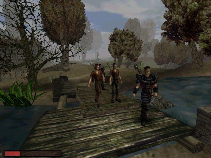 Gothic - любительская полнометражка на движке игры
