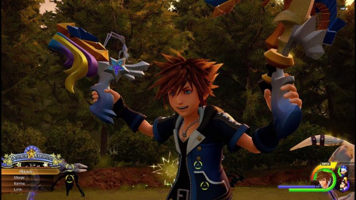 "Вышел ""Kingdom Hearts III"" для топовых консолей"