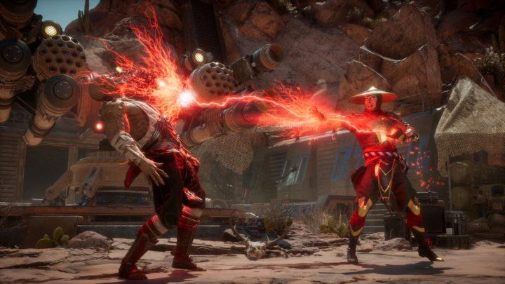 Mortal Kombat 11 - скриншоты и видео из игры