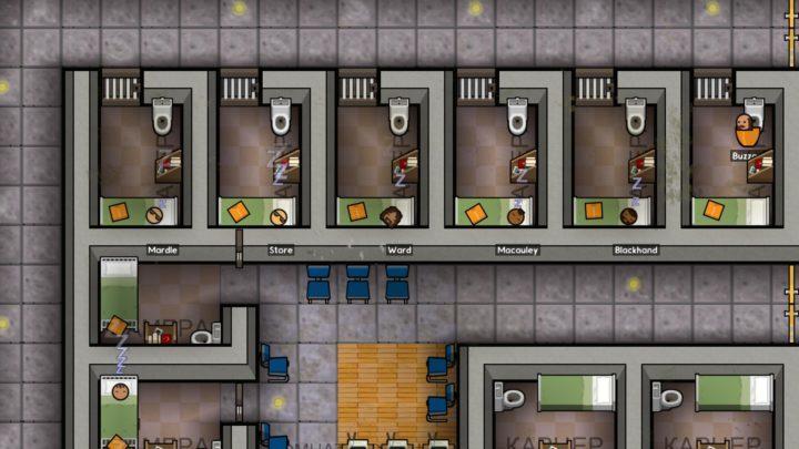 "Prison Architect - ваяем ""казённые дома"" за счёт бизнеса"