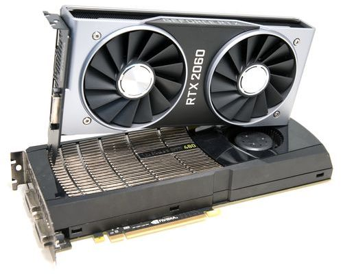 NVIDIA GeForce RTX 2060 - обзор и возможности