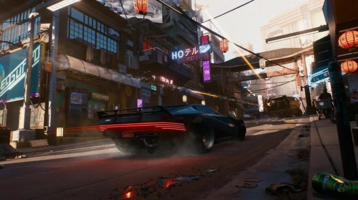 Cyberpunk 2077 - RPG от CD Project Red, обещают выпустить в 2019 году