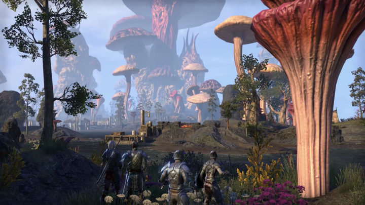 Bethesda решила продлить сроки бесплатной раздачи культовой ролевой игры The Elder Scrolls III: Morrowind