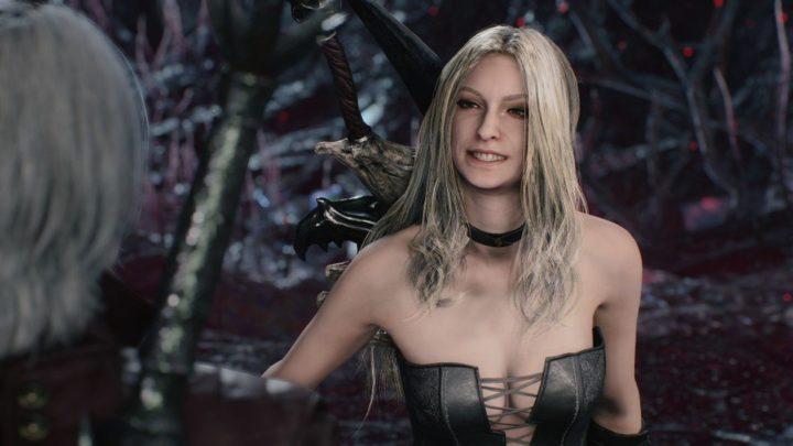 """Моддеры наконец-то """"раскрыли натуру"""" ключевого игрового персонажа в Devil May Cry 5"""