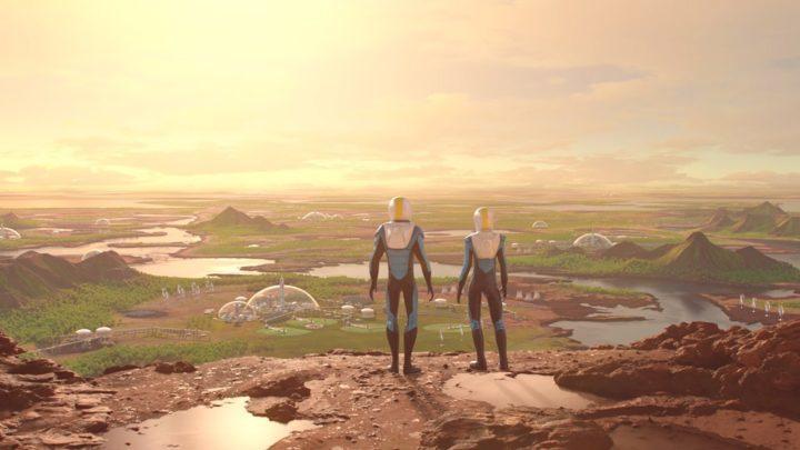 Издатель Surviving Mars готов выпустить новое загружаемое дополнение