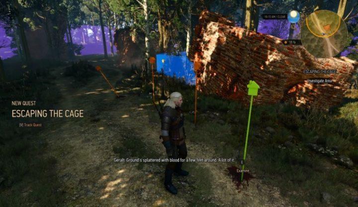 Фанат The Witcher 3 выложил редактор квестов к игре в открытый доступ