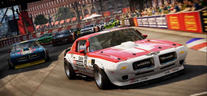 GRID Reborn - симулятор культовых раллийных автогонок вернётся в сентябре 2019