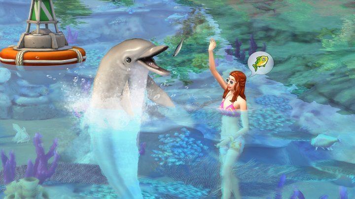 """The Sims 4 - """"Не зная броду - не суйся в воду"""", свежее дополнение"""